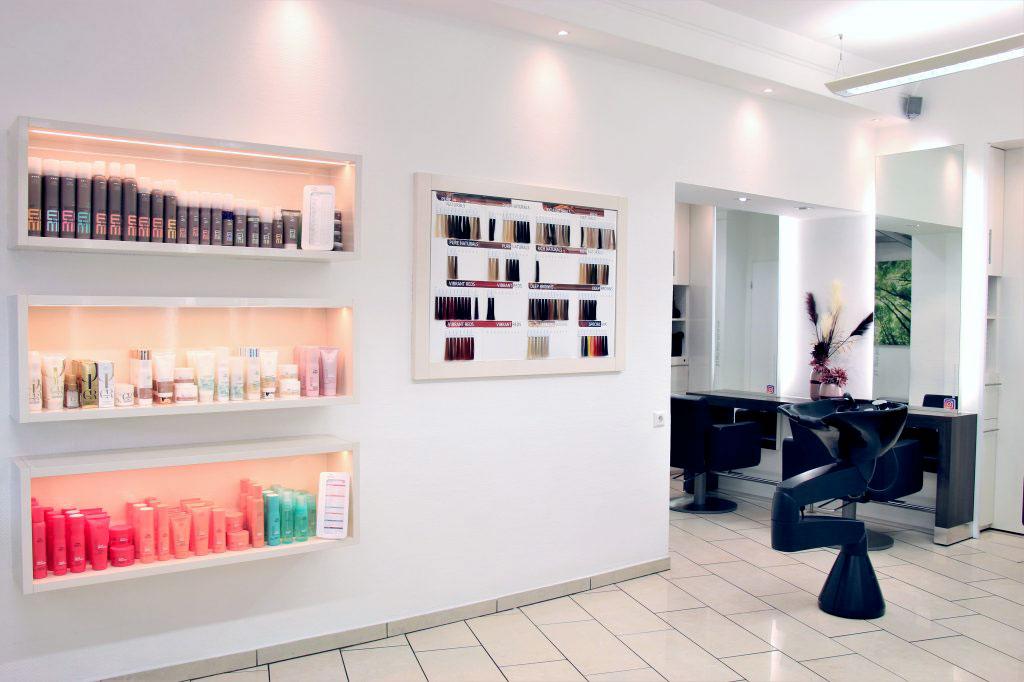 Ein guter Friseur in Köln hat eine breite Produktpalette