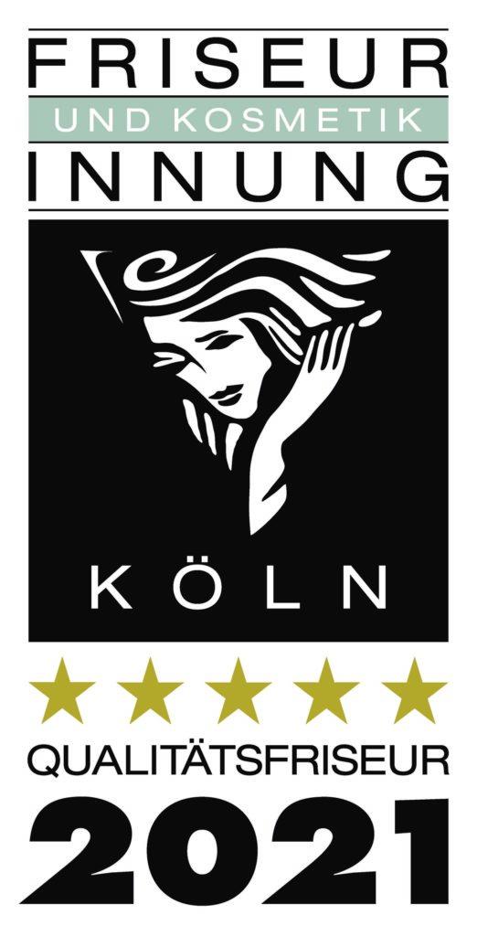 Label für Friseurmeister in Köln, die Mitglied der Friseurinnung sind